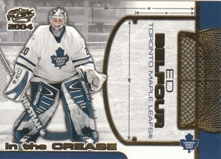 BELFOUR Ed Pacific 2003/2004 In The Crease č. 11