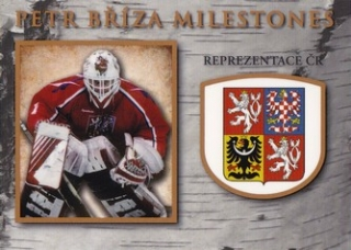 BŘÍZA Petr Milestones Collection PBM-9