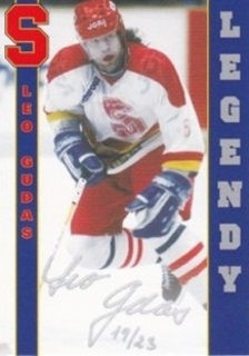 GUDAS Leo Sparta Collection Legendy č. 12 Signature SILVER /23
