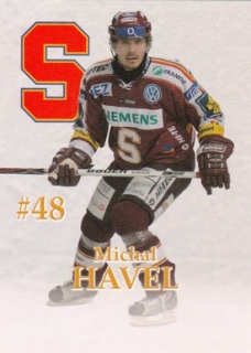 HAVEL Michal Sparta Collection #48