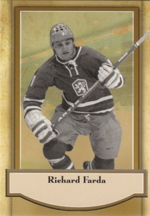 FARDA Richard WTA 1972 PRAGUE Exclusive Limited /10