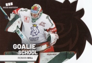 WILL Roman MK CIHT 2019/2020 Goalie School č. 4 Retail