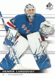 LUNDQVIST Henrik UD SP Authentic 2019/2020 č. 33