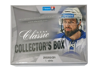 BOX OFS Classic 2020/2021 Collector´s 1. série + BONUS !!!