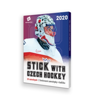 Balíček Stick with Czech Hockey 2020