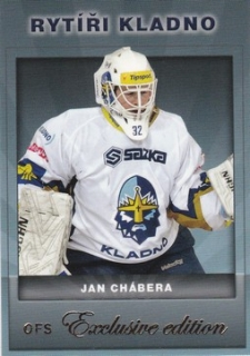 CHÁBERA Jan OFS Exclusive 2012/2013 č. 50