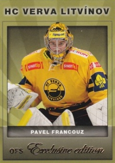 FRANCOUZ Pavel OFS Exclusive 2012/2013 č. 16