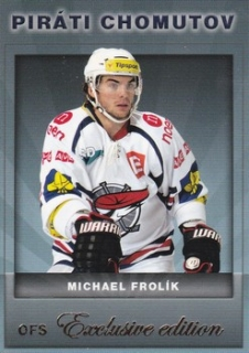 FROLÍK Michael OFS Exclusive 2012/2013 č. 73