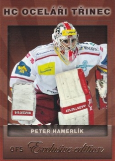 HAMERLÍK Peter OFS Exclusive 2012/2013 č. 40