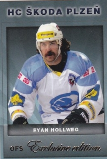 HOLLWEG Ryan OFS Exclusive 2012/2013 č. 46
