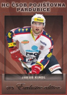 KINDL Jakub OFS Exclusive 2012/2013 č. 55