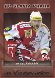 KOLAŘÍK Pavel OFS Exclusive 2012/2013 č. 66