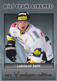ŠMÍD Ladislav OFS Exclusive 2012/2013 č. 20