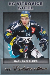 WALKER Nathan OFS Exclusive 2012/2013 č. 54